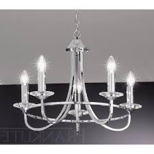 famous franklite carousel chrome fl2146 5 5 light chrome chandelier gallery 3 of 20