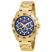 invicta men s watches for jewelry watches jcpenney invicta specialty mens gold tone bracelet watch 21483