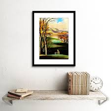 painting sport golf course drive green clubhouse uk  on golf wall art uk with painting sport golf course drive green clubhouse uk framed art print