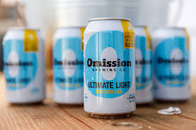 Omission Ultimate Light Where To Buy Omission Launches Cans Of Ultimate Light Golden Ale