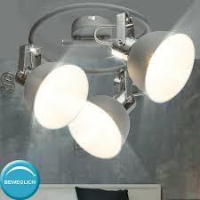 Design Decken Leuchte Lampe Beleuchtung Rund Rondell