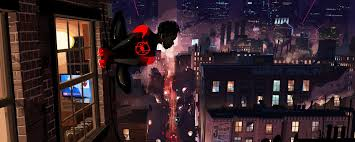 spider man into the spider verse s unique art style meant making five s