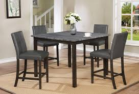 tall dinner table set dining table chairs counter height round kitchen table clear acrylic dining chairs