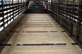 cattle trailer flooring ideas and inspiration