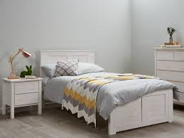 white washed bedroom furniture. Mesmerizing Whitewash Bedroom Furniture King Single Bed Kids Beds B2C Rustic Size Frame Modern Timber Childrens White Washed I