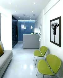 Contemporary Dental Office Design Modern Dental Office Reception
