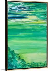 colour study ii large framed artwork