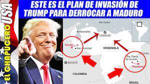 El 23 de febrero arranca la invasión de EU a Venezuela desde Colombia y  Brasil - YouTube