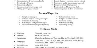 software quality assurance resume examples software quality qa resume template