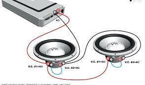 4 ohm dual voice coil wiring diagram beautiful two subs bridged 2 4 ohm dual voice coil wiring diagram beautiful two subs bridged 2 channel and load for to mono 1