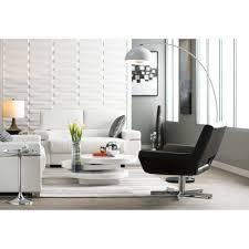 Living Room Furniture Orlando Orlando Leather Loveseat Reviews Allmodern