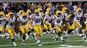 Top 10 Lsu Tigers Football Teams Of All Time