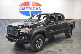 Used 2018 Toyota Tacoma 4X4 Truck For Sale In Norman OK - CM8034