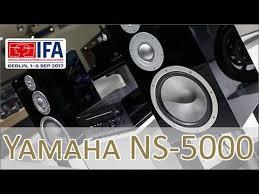 yamaha ns 5000 speaker hands on german