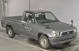 Japanese Used TOYOTA HILUX DX PACKAGE☆PETROL ☆2WD☆ENGINE:1RZ ...