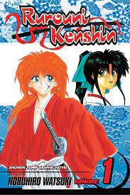 Rurouni kenshin #5 via   buy on ebay. Rurouni Kenshin Meiji Swordsman Romantic Story Vol 1 Watsuki Nobuhiro Watsuki Nobuhiro 0782009151333 Amazon Com Books