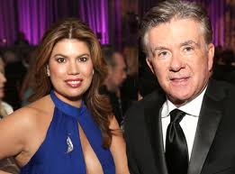 alan thicke wife. Simple Alan Alan Thickeu0027s Wife Tanya Shared U0027Cutestu0027 Photo Two Days Before His Death  Thumbnail With Thicke C