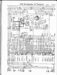 studebaker wiring diagrams the old car manual project 1958 studebaker packard clipper
