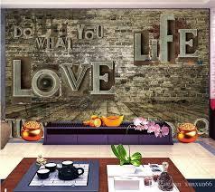 style retro old brick wall