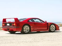 Ferrari f40 fun drive tdu ferrari legends. 1987 1992 Ferrari F40 Top Speed