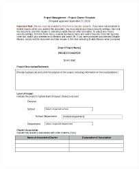 project charter construction template of project charter sample ppt termiteworldwide info