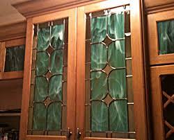stained glass cabinet doors gallery doors design modern