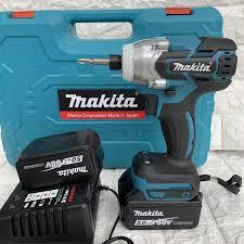 Máy bắt vít chuyên dụng dùng pin MAKITA 72V. không chổi than 2 pin