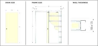 Minimum Door Width Width Of Bedroom Door Standard Width Of Bedroom Door  Standard Doorway Width Stylist . Minimum Door Width ...