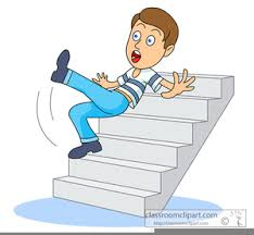down stairs clipart. Wonderful Down Clipart Falling Down Stairs Image For S