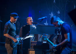 2014 In British Music Charts Coldplay Album Ghost Stories Tops British Music Charts