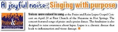 Singing with purpose - PressReader