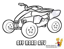 It's wonderful that, through the process of drawing and coloring, the learning about things around us does not only become joyful. Atv Coloring Pages Coloring Home