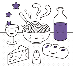 Enter now and choose from the following categories Food Coloring Pages