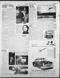 The Cuero Record (Cuero, Tex.), Vol. 59, No. 248, Ed. 1 Tuesday, October  20, 1953 - Page 3 of 6 - The Portal to Texas History