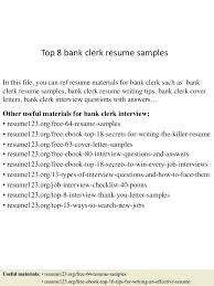 Ideas Collection Free Bank Teller Cover Letter Sample Perfect Free