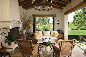 pottery barn outdoor chandelier rustic patio with pottery barn palmetto all weather wicker sofa outdoor fireplace
