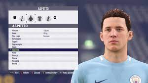 Phil Foden - Manchester City FC - Fifa 18 - Create Face - YouTube