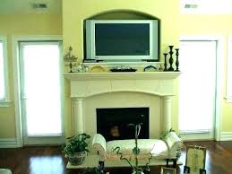 tv over fireplace on fireplace mantel ideas over fireplace mantel decor console fireplace mantel w electric