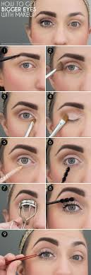 howtomakeyoureyeslookbigger11 source 5 here s exactly how to curl your eyelashes howtomakeyoureyeslookbigger6