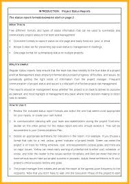Project Progress Report Sample Project Status Update Email Template Luckyclean Co