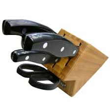 Knife store Sugiyama: Zwilling J. A.HENCKELS (Henckels) knife block twin pot looks series (food, cooking and kitchen set) vegetable P27Mar15