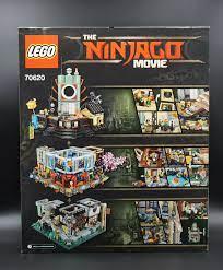 LEGO Ninjago Movie - NINJAGO City (70620) - NEU/OVP aus dem eBay.de  Preisvergleich bei E-Pard