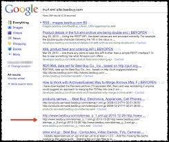 google a sitemap index