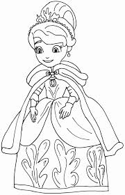 Sofia Kleurplaat Fantastisch Princess Sofia Printable Best Princess
