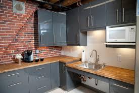 Brick Backsplash Tile brick kitchen backsplashwhite brick tile backsplash exposed 6090 by guidejewelry.us