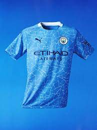 PUMA Launch Manchester City 20/21 Home Shirt - SoccerBible
