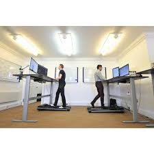 office treadmill exercise