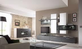 Tapeten Kombinationen Wohnzimmer Wohndesign Ideen
