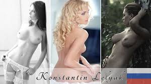 Russian photographer of naked woman