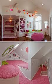 Cool Girls Bedrooms Interesting Inspiration Design